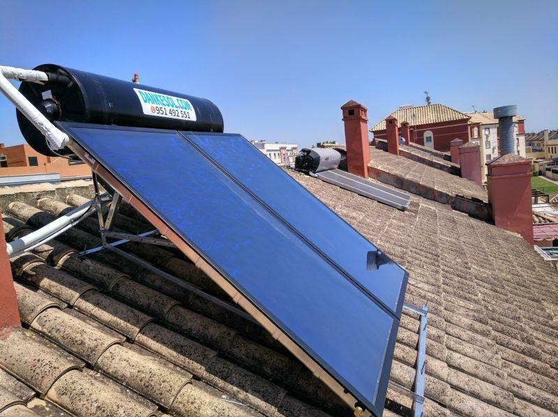 mantenimiento placa solar