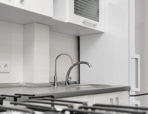 Grifos de ósmosis inversa para tu cocina