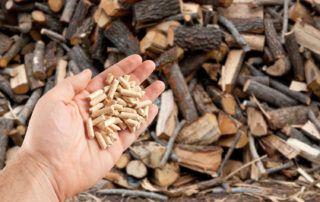 pellets madera