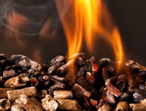 Precauciones de seguridad para estufas de pellets